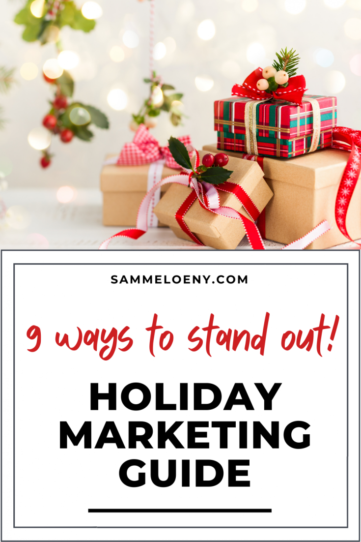 Your Holiday Marketing Guide